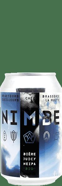 NIMBE NEIPA DES BRASSEURS CUEILLEURS
