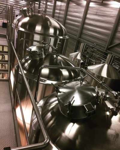 Salle de brassage Piggy Brewing Company