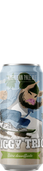 Canette de bière Piggy Trick American Pale Ale Brasserie Piggy Brewing Company