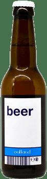 Bouteille de bière artisanale FSB Brasserie Outland