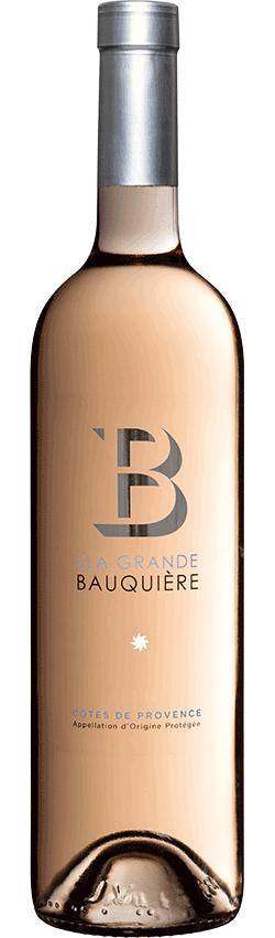 Bouteille de B by la Grande Bauquière