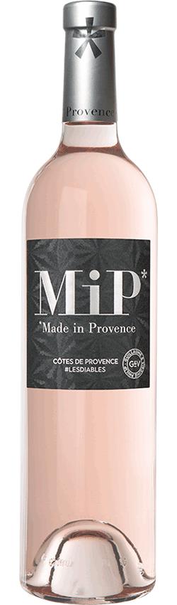 Bouteilles de MIP Classic Rosé du Domaine des Diables