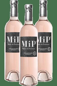 Bouteilles de MIP Classic du Domaine des Diables