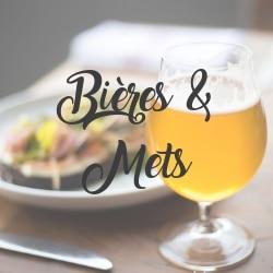 Coffret bières et mets