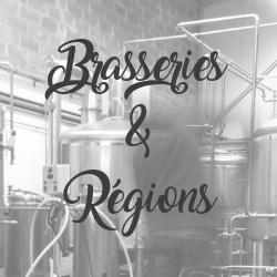 Coffret bières brasseries et régions