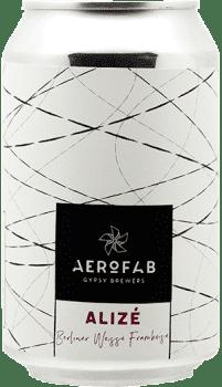 Canette de bière Alizé aerofab