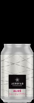 Canette de bière alize brasserie aerofab
