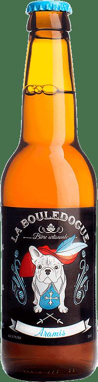 bière Aramis brasserie la Bouledogue