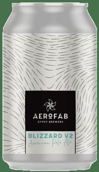 Canette de bière blizzard aerofab