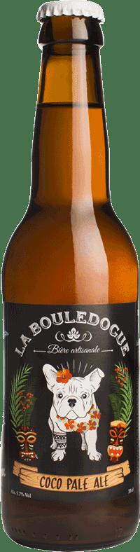 bière Coco Pale Ale brasserie la Bouledogue
