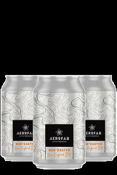 Coffret de bières artisanales Nor'easter Aerofab