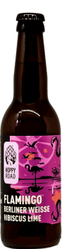 BOUTEILLE Flamingo BRASSERIE HOPPY ROAD
