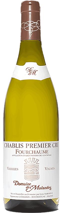 Chablis Premier Cru Fourchaume du Domaine des Malandes