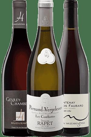 Coffret Vins de Bourgogne