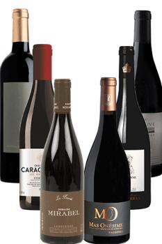 Coffret Vins du Languedoc