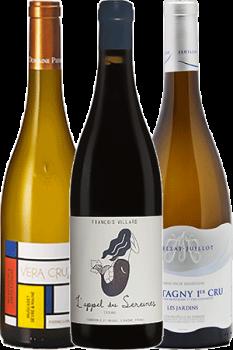 Bouteilles de vin du coffret Tous à l'apéro