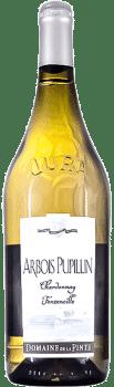 Bouteille de Arbois Chardonnay Fonteneille du Domaine de la Pinte