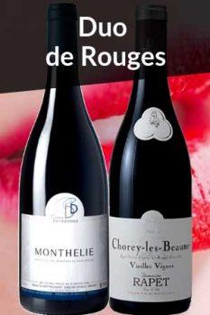 Sélection Duo de Rouges