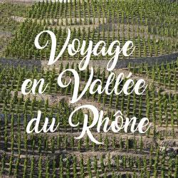 Coffret Voyage en vallée du Rhône