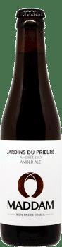 Bouteille de bière Jardin du Prieuré Brasserie Maddam