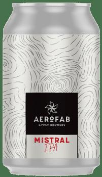 Canette de bière mistral aerofab