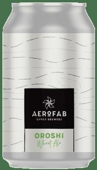 Canette de bière oroshi aerofab