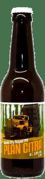 Brasserie du Grand Paris - Bière Plan Citra
