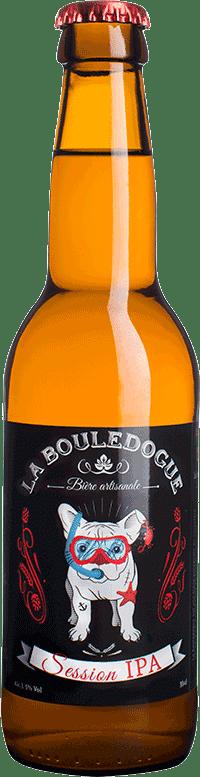 bière Session IPA brasserie la Bouledogue