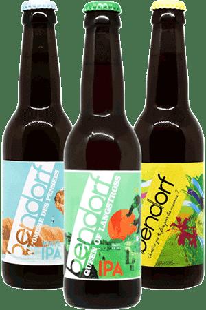 Coffret de bières artisanales Brasserie Bendorf Find A Bottle