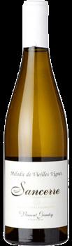 Bouteille de vins Sancerre Blanc Mélodie de Vieilles Vignes du Domaine Vincent Gaudry