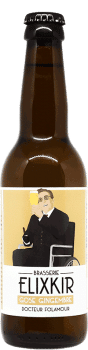 Brasserie Elixkir Docteur Folamour Gose Gingembre Find A Bottle