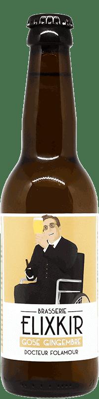 Brasserie Elixkir Docteur Folamour Gose Gingembre Find A Bottle