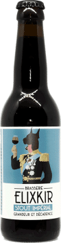 Brasserie Elixkir Impérial Stout Find A Bottle