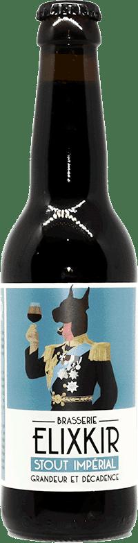 Brasserie Elixkir Impérial Stout Find A Bottle