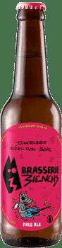 Bouteille de bière artisanale Pale Ale Brasserie 3ienchs