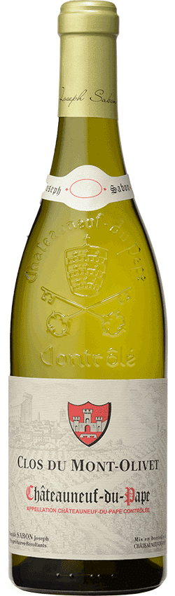Châteauneuf-du-Pape Blanc du Clos du Mont-Olivet
