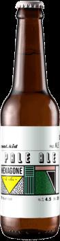 Bouteille de bière cool kid pale ale brasserie Hexagone Ales