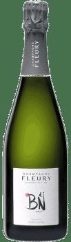 Champagne blanc de noirs de la maison Fleury