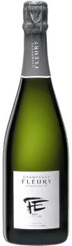 Champagne brut nature Fleur de l'Europe de la maison Fleury