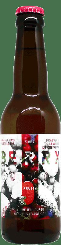 BIERE BERRY DES BRASSEURS CUEILLEURS
