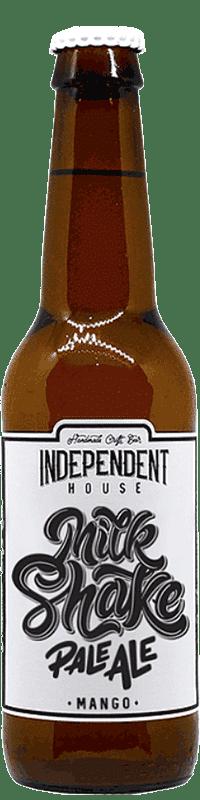 Bouteille de bière Mango Pale Ale Independent House
