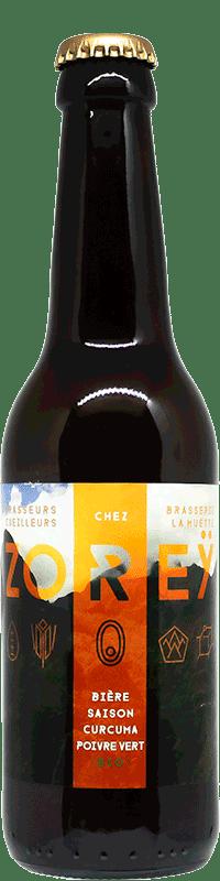 BIERE ZOREY DES BRASSEURS CUEILLEURS