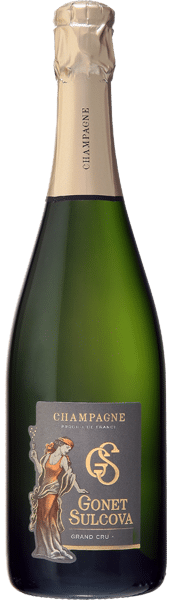 Champagne Blanc de Blancs grand cru 2010 Gonet Sulcova
