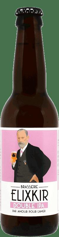 Brasserie Elixkir par amour pour l'amer double ipa Find A Bottle