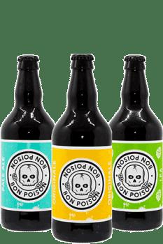 Coffret de bières artisanales Bon Poison