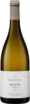 Bouteille de vins Beaune Longbois du domaine Berthelemot