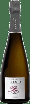 Champagne Cuvée des 30 ans Biodynamie de la maison Fleury
