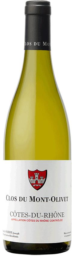 Côtes-du-Rhône Blanc du Clos du Mont-Olivet