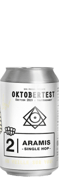 OKTOBER TEST BON POISON 2019 ARAMIS SINGLE HOP