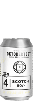 OKTOBER TEST BON POISON 2019 SCOTCH 80